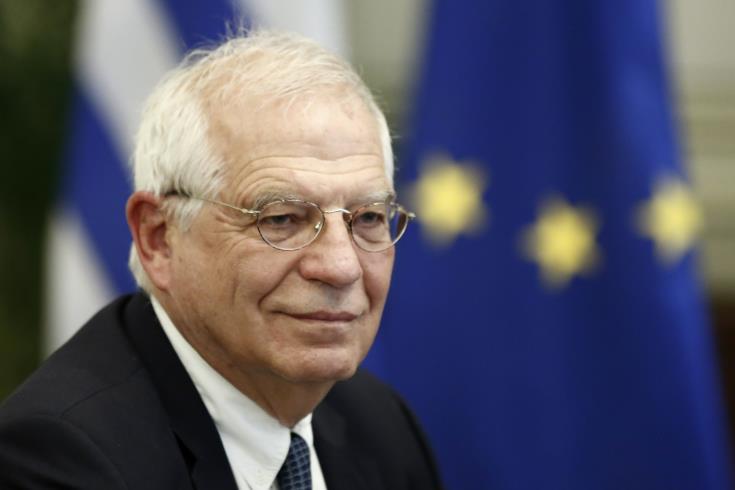 Δεν υπάρχει προς το παρόν ομοφωνία για κυρώσεις προς Τουρκία λέει Μπορέλ