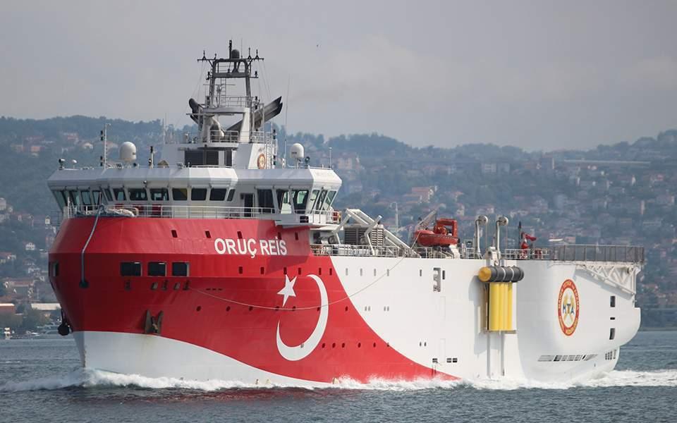Πως εξηγείται ότι η Ελλάδα επί 50 ημέρες παρακολουθεί το Oruc Reis χωρίς να κάνει απολύτως τίποτε; – De facto αναγνώριση δικαιωμάτων στην Τουρκία