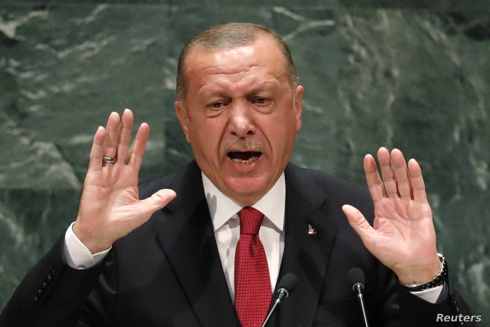 """Ο πονηρός Ανατολίτης Ερντογάν κάνει παιχνίδια στο Αιγαίο, χρησιμοποιώντας την """"ειρήνη"""""""