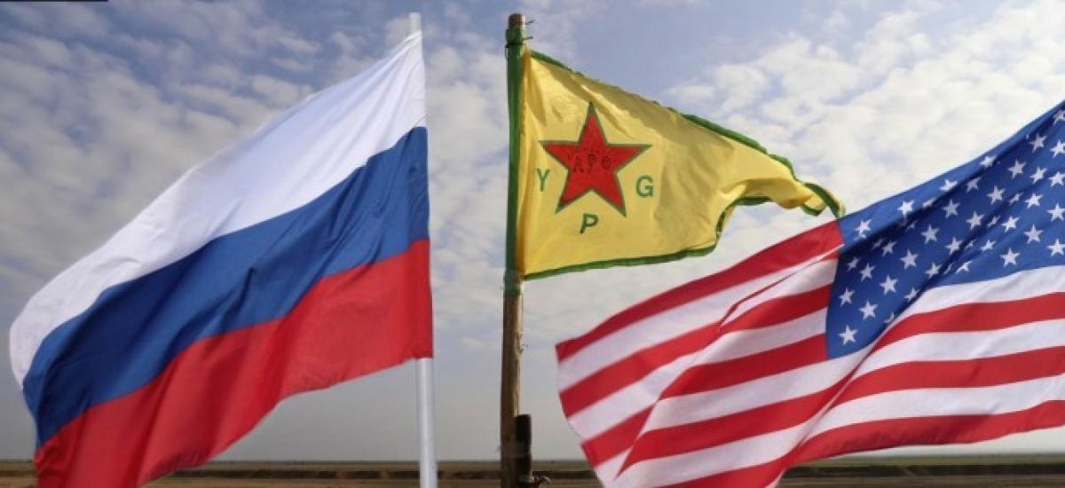 """Κινήσεις των ΗΠΑ και της Ρωσίας στο Κουρδικό, προκαλούν """"έμφραγμα"""" στην Τουρκία"""