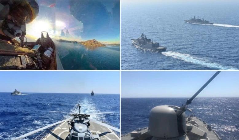 Ο Τουρκικός στόλος επέστρεψε στους ναυστάθμους – Η εμπρηστική ρητορική της Άγκυρας δεν επιτρέπει εφησυχασμό