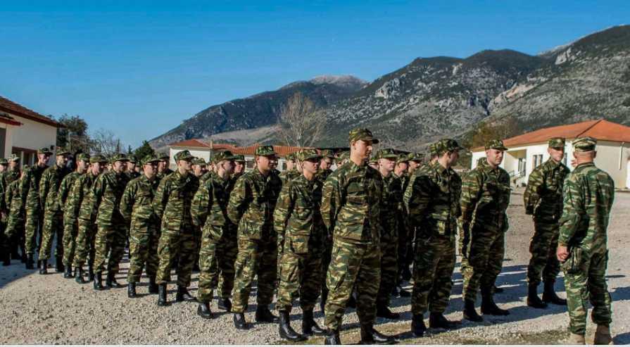 Κορωνοϊός: Υποχρεωτικό τεστ για όλους τους νέους στρατεύσιμους που παρουσιάζονται τον Σεπτέμβριο
