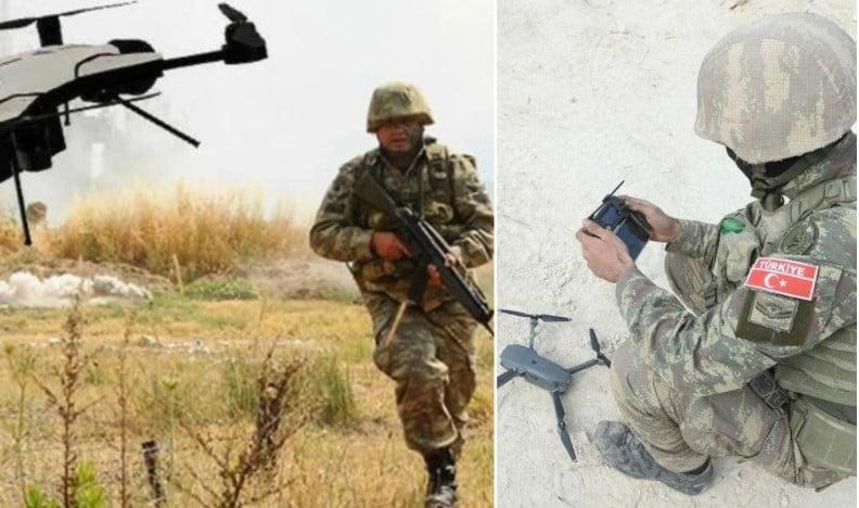 Τουρκικά drones σε νησιά και Έβρο : Η υβριδική ασύμμετρη απειλή και οι τρόποι αντίδρασης- Τι έγινε στο Καστελόριζο