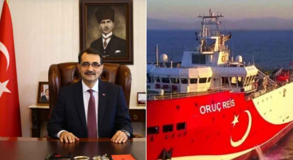 Εκνευρισμός στην Άγκυρα και νέες απειλές από τον Υπ. Ενέργειας: Όσοι το παίζουν ηγέτες στην Ανατ. Μεσόγειο χωρίς να έχουν κανένα δικαίωμα θα το πληρώσουν