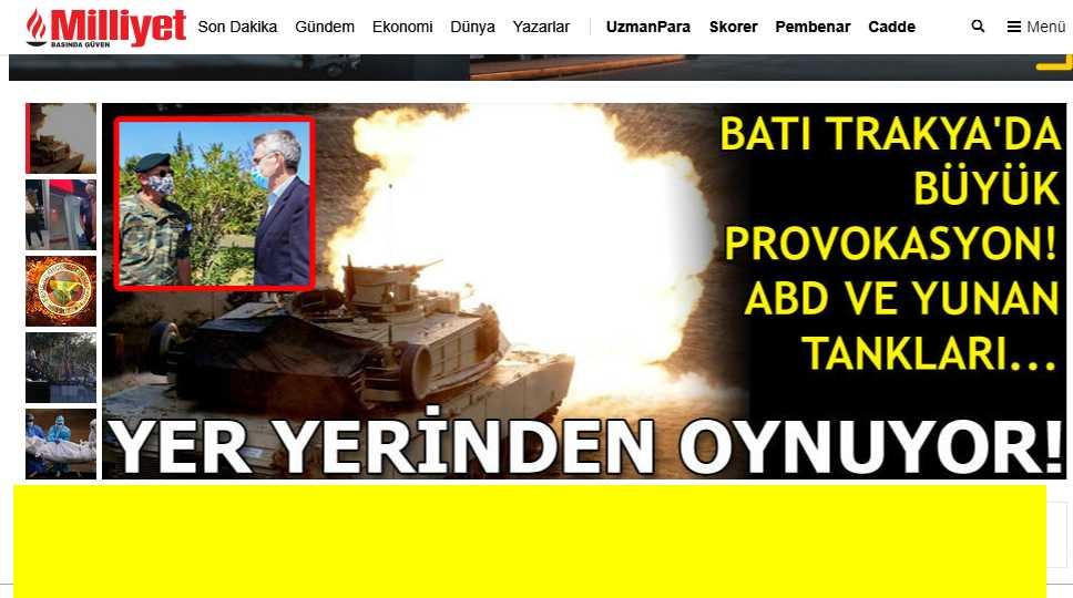 «Πόνεσε» τους Τούρκους η νέα κοινή στρατιωτική άσκηση Ελλάδας-ΗΠΑ! Βλέπουν «πρόκληση στη Δυτική Θράκη»