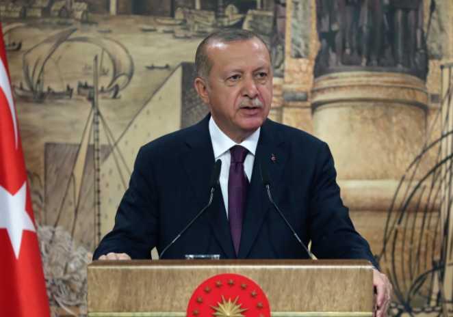 Το τερμάτισε ο Ερντογάν! Κατηγορεί την Ελλάδα για παιδιάστικη συμπεριφορά