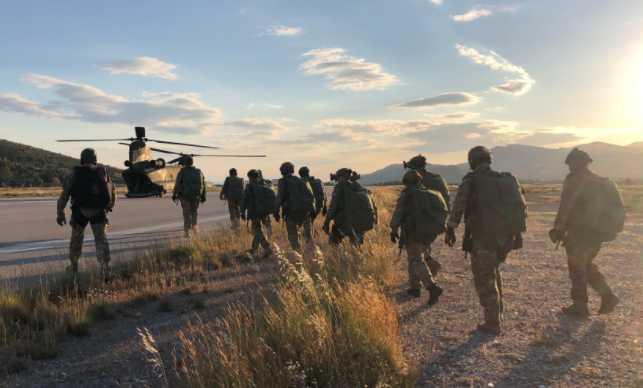 Ελληνο-τουρκική κρίση: Ο κρίσιμος ρόλος των ειδικών δυνάμεων – Πάνω σε νησίδες, βραχονησίδες, μέσα σε ταχύπλοα και ελικόπτερα