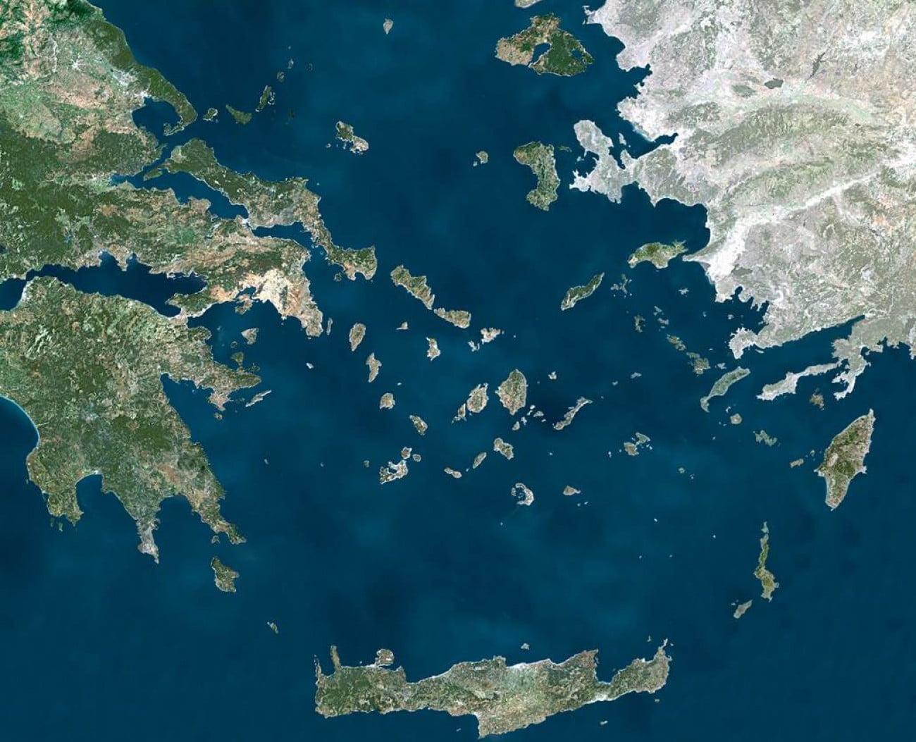 Αστείο δημοσίευμα της Γενί Σαφάκ: Ζητά το «βάπτισμα» 152 ελληνικών νησιών με τουρκικά ονόματα
