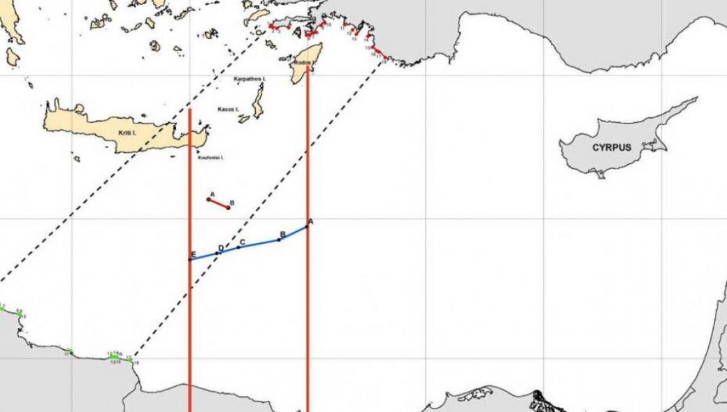 Ελλάς-Τουρκία στην Ανατολική Μεσόγειο:  Γεωπολιτική, Διεθνές Δίκαιο, Χάγη και Υδρίτες Μεθανίου στο Καστελόριζο