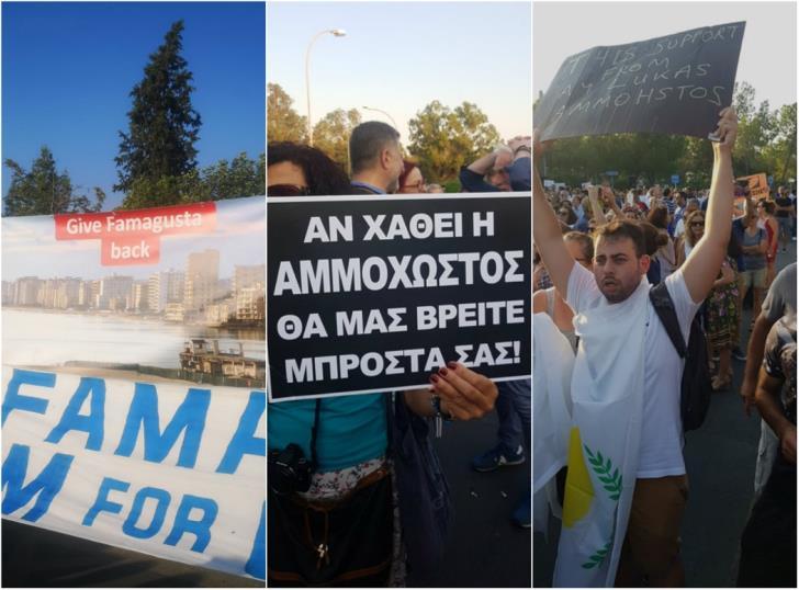 «Το κλειδί της λύσης είναι στη Λευκωσία»