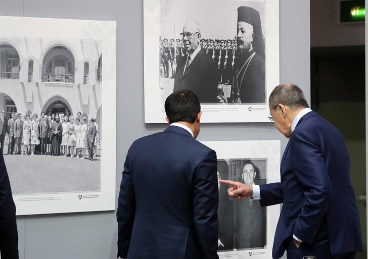 Η ολοφάνερη ενόχληση της Μόσχας και του Λαβρόφ λόγω της προσέγγισης της Κύπρου με τις ΗΠΑ