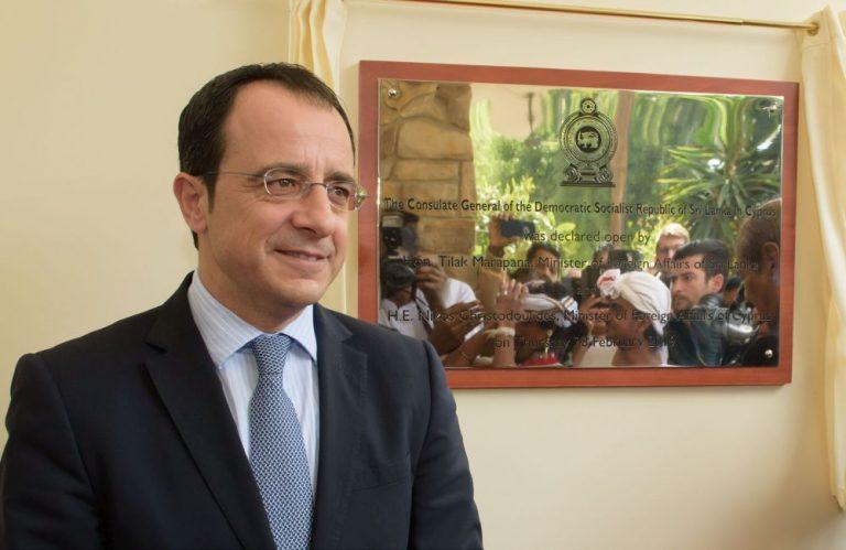Την στήριξη της Κυπριακής Δημοκρατίας στην Αρμενία εξέφρασε ο Χριστοδουλίδης – Επικοινώνησε με τον Αρμένιο Ομόλογο του