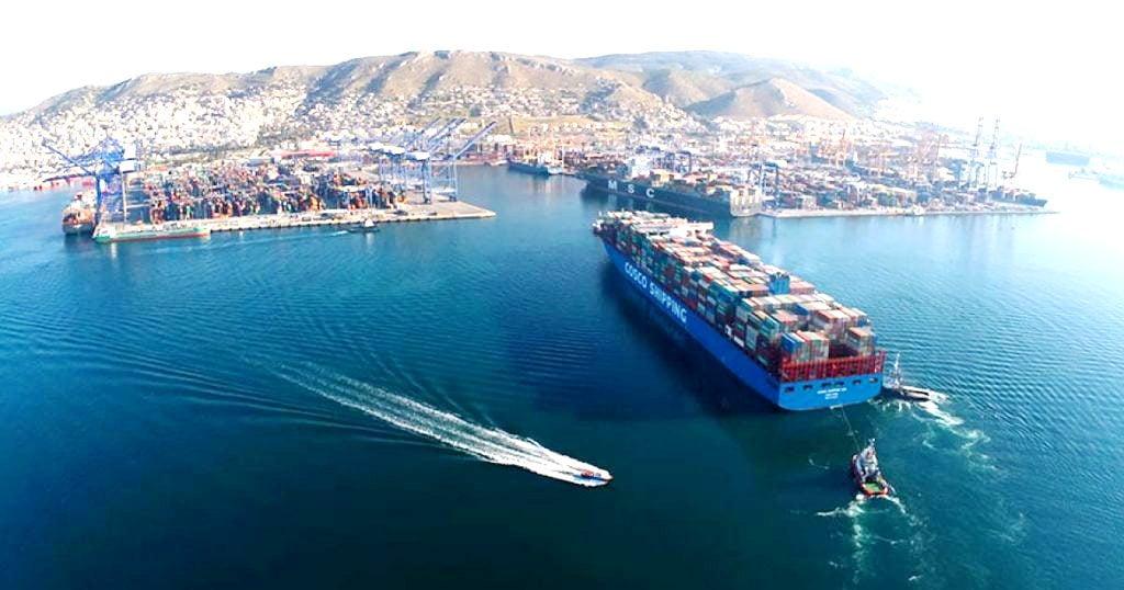 Η COSCO φεύγει ,οι Αμερικανοί αγοράζουν(και) στον Πειραιά,ο Παυλόπουλος ύψωσε Ευρωπαϊκή σημαία στο Καστελλόριζο,ο Πομπέο φτάνει και ο Ερντογάν δηλώνει …αναστατωμένος!Ερχονται τα πάνω-κάτω στην περιοχή μας!