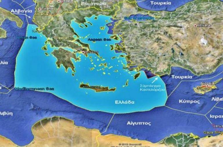 Συνεχίζεται η ανοιχτή διαβούλευση του δέλτα: η εθνική θέση για τις θαλάσσιες ζώνες