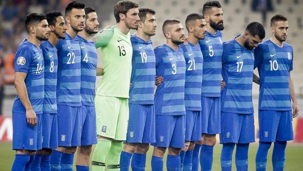 Αυτές είναι οι νέες εμφανίσεις της Εθνικής Ελλάδας