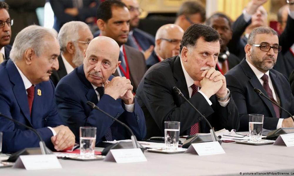 Παραιτείται ο Σάρατζ – Ο Μακρόν ετοιμάζει διάσκεψη για να παρακαμφθεί η τουρκική επέμβαση στην Λιβύη