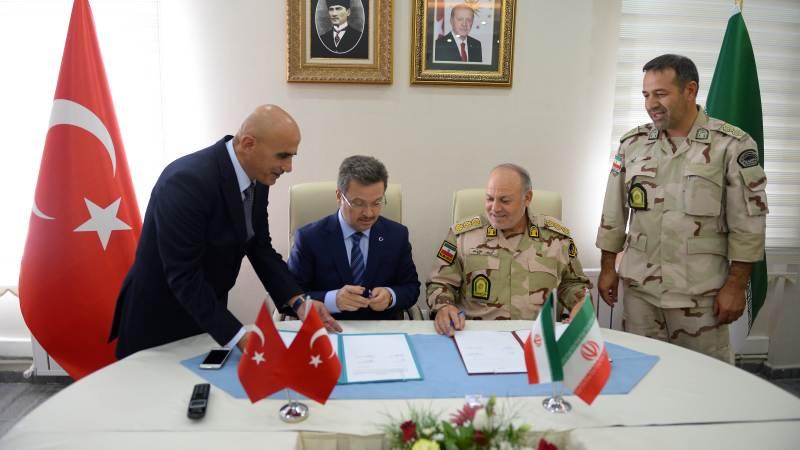 Τουρκία και Ιράν συμφώνησαν στη λήψη μέτρων εναντίον του Εργατικού Κόμματος του Κουρδιστάν (PKK)