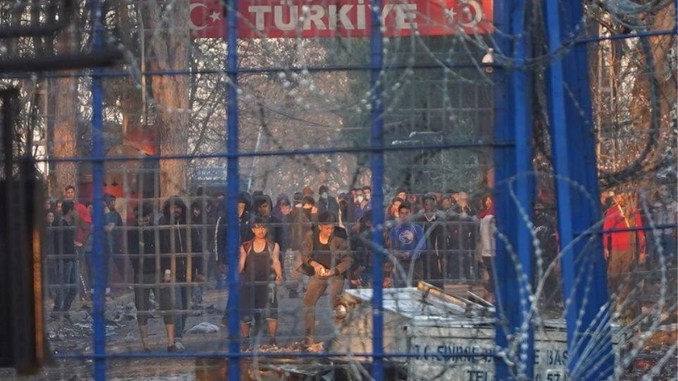 Κομισιόν σε Εύα Καΐλή: Η Τουρκία θεωρείται ασφαλής χώρα για τους πρόσφυγες