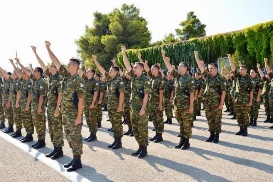 """Στρατιωτική θητεία με """"ανάπτυξη επαγγελματικών δεξιοτήτων""""! Σοβαρά;"""