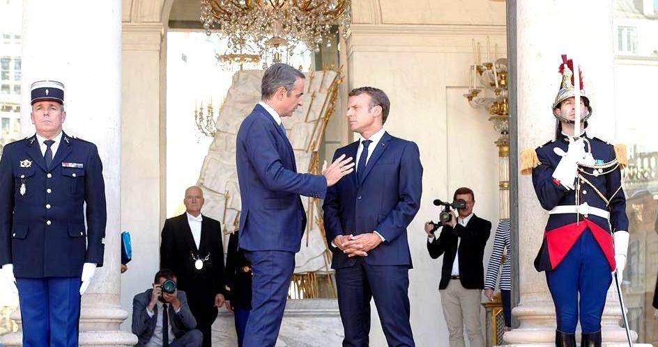 Κώστας Γρίβας: Γιατί η στρατηγική συμμαχία με τη Γαλλία είναι game changer στη Μεσόγειο