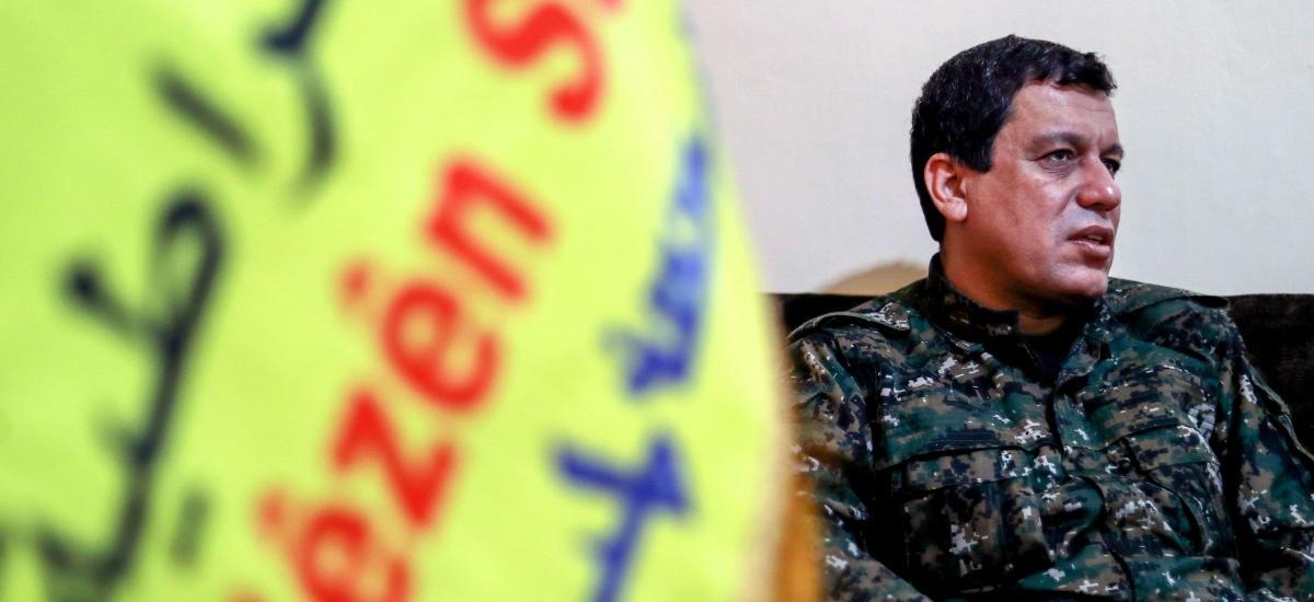 Ηγέτης των Κούρδων της Συρίας: Η Τουρκία σκοπεύει να αναπτύξει δίκτυο κατασκόπων, για να διαλύσει τους Κούρδους