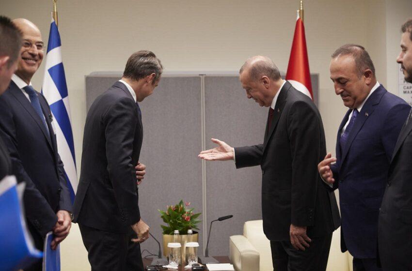 Κυρ. Μητσοτάκης: Έτοιμοι για διερευνητικές επαφές αν έχουμε απτά δείγματα γραφής από την Άγκυρα