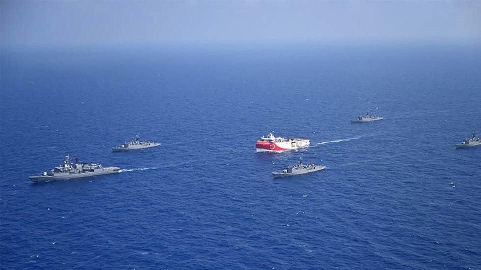 Wall Street Journal: Σε «σημείο βρασμού» το Αιγαίο – Γιατί το ΝΑΤΟ μπορεί να «ξηλωθεί» στην ανατολική Μεσόγειο