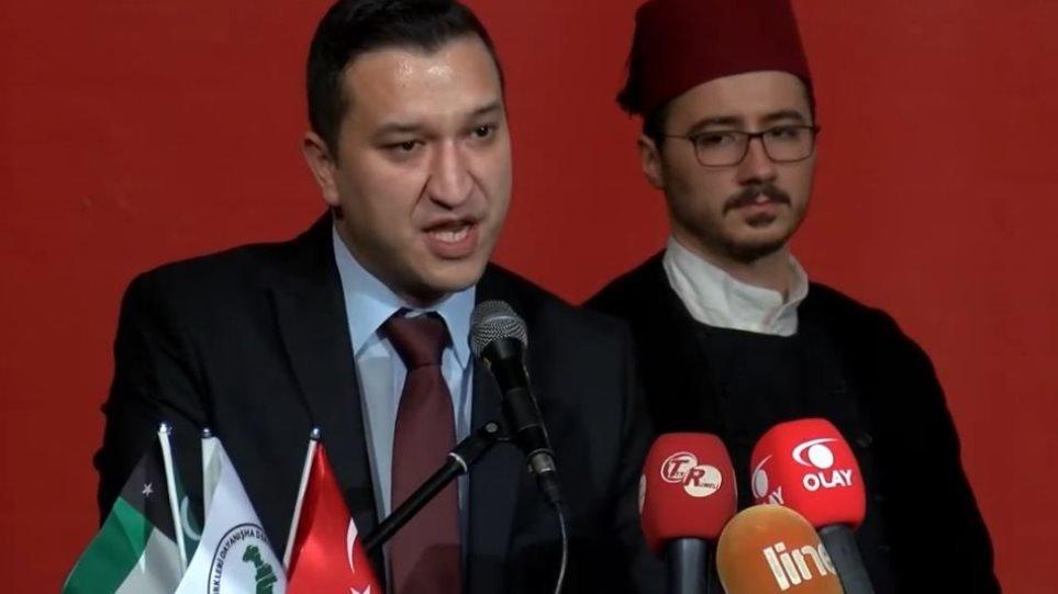 Μειονοτικός Δήμαρχος Ιάσμου: Μηνύσεις και απειλές για την τουρκοφιέστα της Προύσας