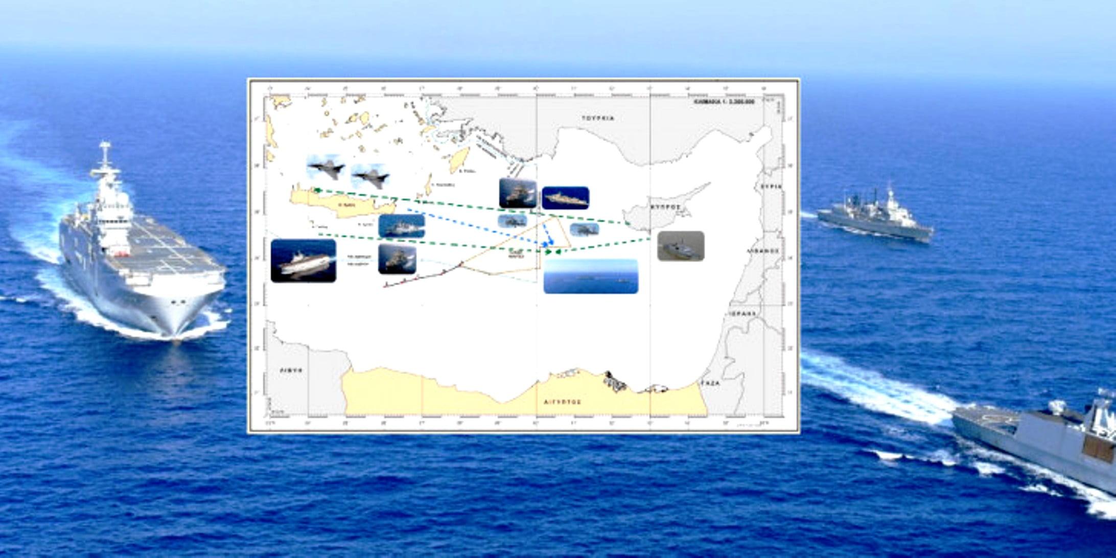 Le Figaro: Τι είδε το γαλλικό πλοίο Tonnerre στις έρευνες του Oruc Reis