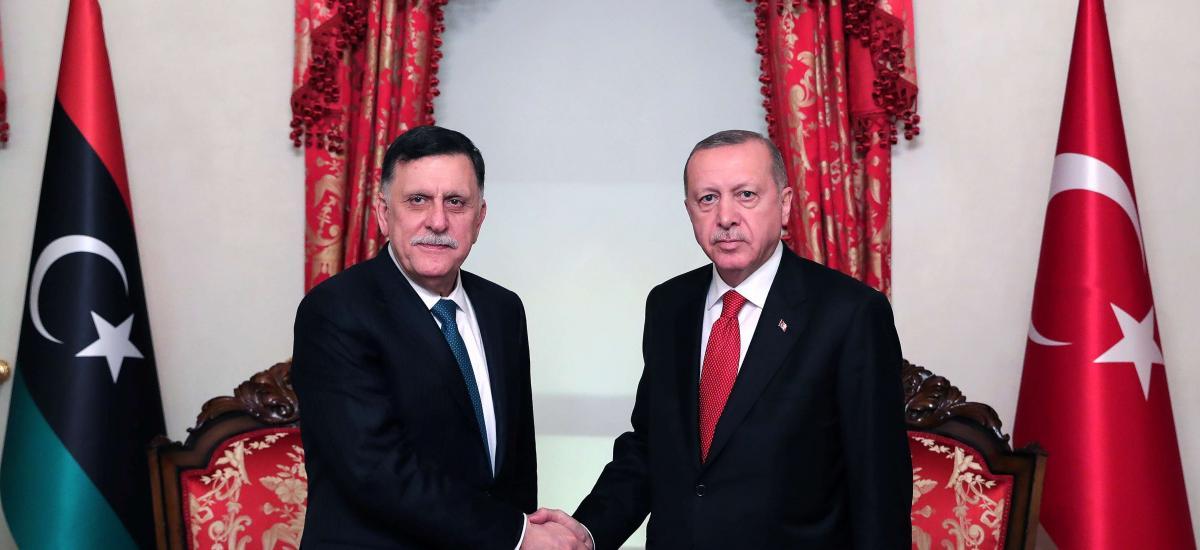 Στην Ιταλία θα μεταβεί ο Σάραζ και το επιτελείο του εν όψει του Λιβυκού εμφυλίου