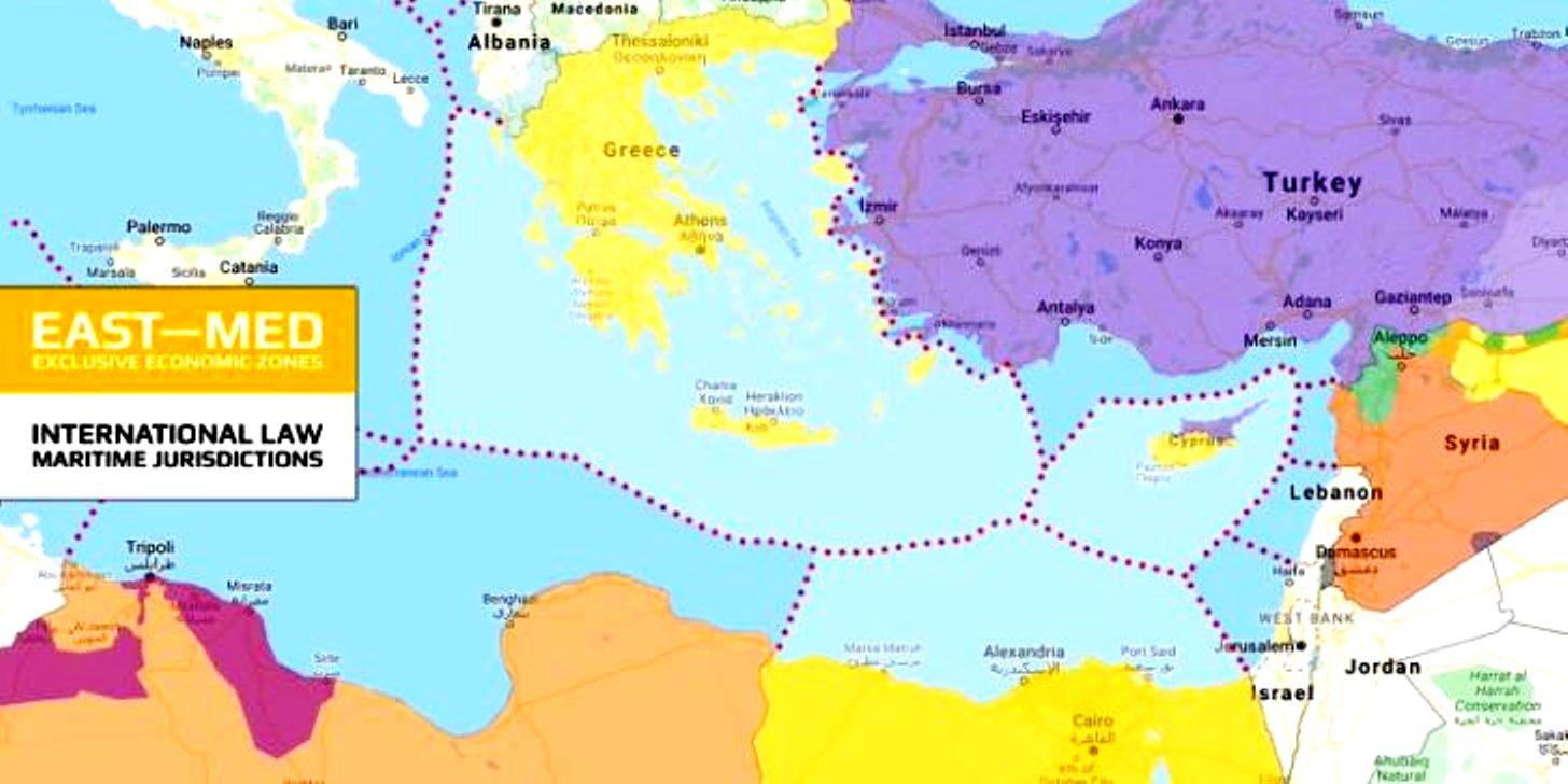 Ο χάρτης της Σεβίλλης