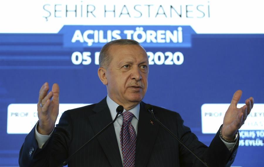 Φταίνε οι άλλοι… Ο «Σουλτάνος» αναζητά εχθρούς και στο χρηματιστήριο της Κωσταντινούπολης