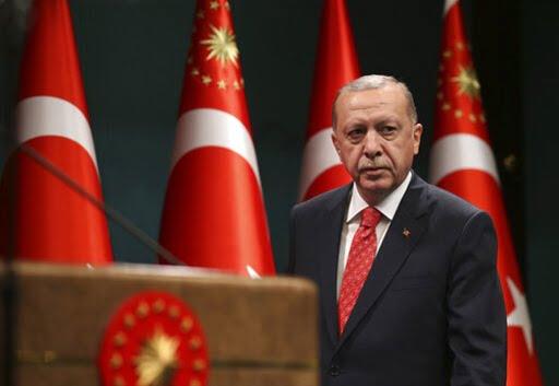 Τ. Ερντογάν: Να δώσουμε στη διπλωματία όσο το δυνατόν περισσότερο χώρο