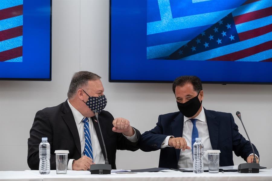 Υπεγράφη η επιστημονική και τεχνολογική συμφωνία μεταξύ Ελλάδας- ΗΠΑ
