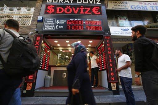 Νέα σφαλιάρα από Moody's: Ο Ερντογάν δεν μπορεί να αντιμετωπίσει την κρίση