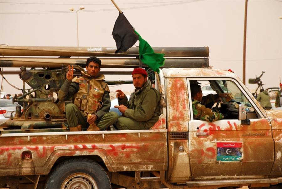 Τα βρίσκουν Σάρατζ και Χαφτάρ για το μέλλον της Λιβύης;