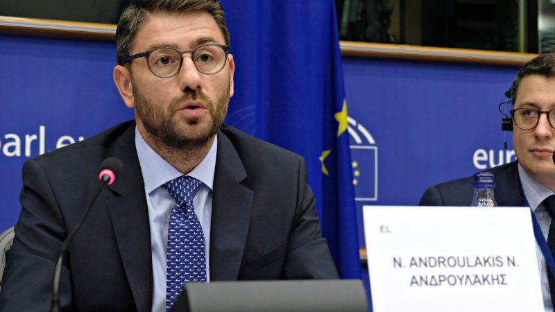 Οι σοσιαλιστές πιέζουν για εμπάργκο όπλων της ΕΕ εναντίον της Τουρκίας – Ο ρόλος του Νίκου Ανδρουλάκη