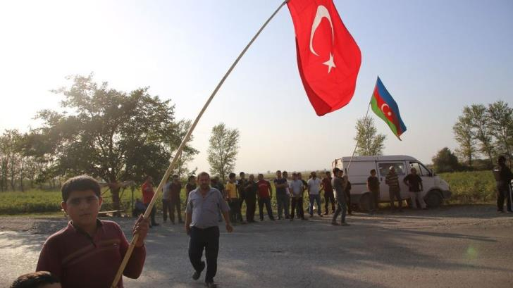 O πόλεμος Αζερμπαϊτζάν Αρμενίας και oι διεθνείς προεκτάσεις-Ο υπόγειος ρόλος του Ισραήλ και της Ινδίας στην περιοχή