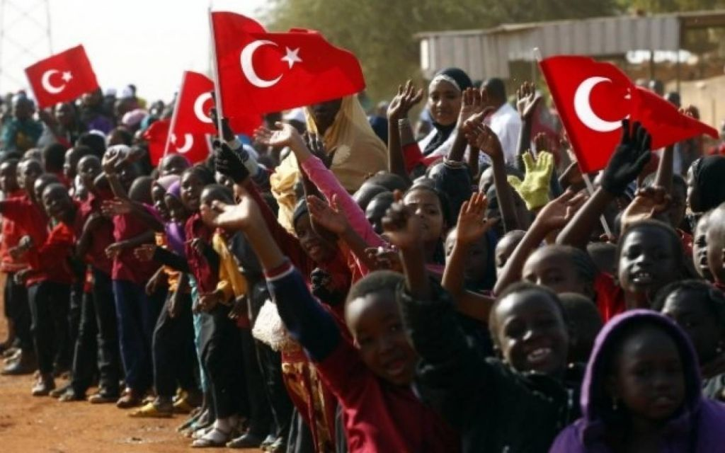 Γιατί ο Ερντογάν «εκστρατεύει» στην Αφρική – Ποιες είναι οι φιλοδοξίες της Τουρκίας