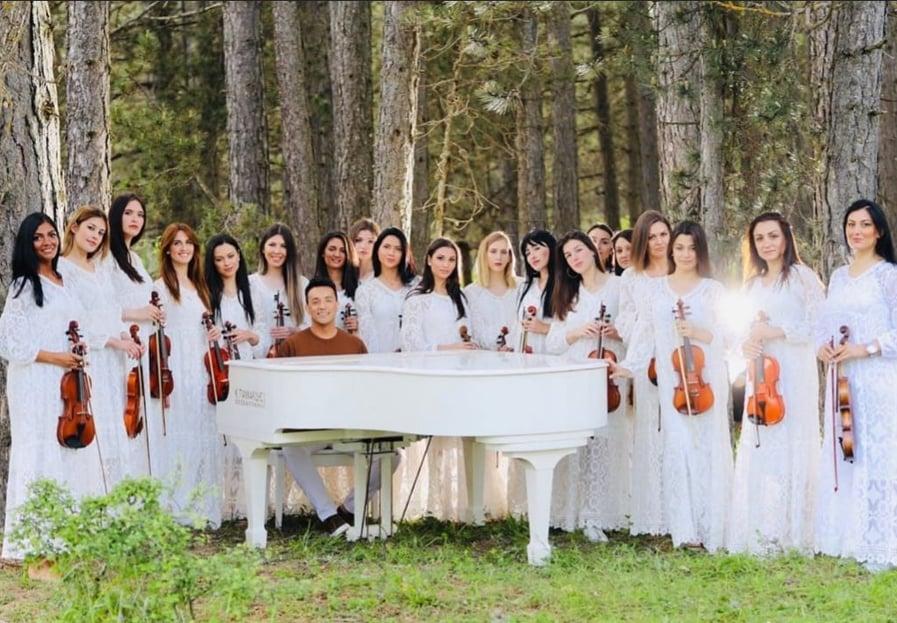 «Η ψυχή μου, εσύ»: Εντυπωσιάζει το νέο τραγούδι του Κωνσταντίνου Τσαχουρίδη