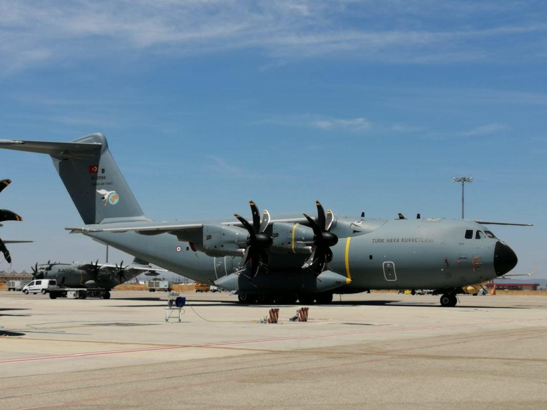 Γερμανικά ΜΜΕ: «Η Airbus βοηθά την Τουρκία να παραβιάζει το εμπάργκο στη Λιβύη»