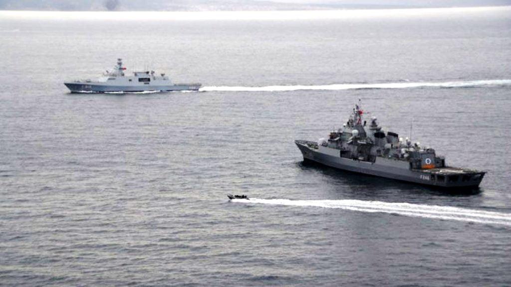 BlueWhale 2020: Κοινή ναυτική άσκηση Τουρκίας-ΗΠΑ-Πακιστάν σε Αν. Μεσόγειο