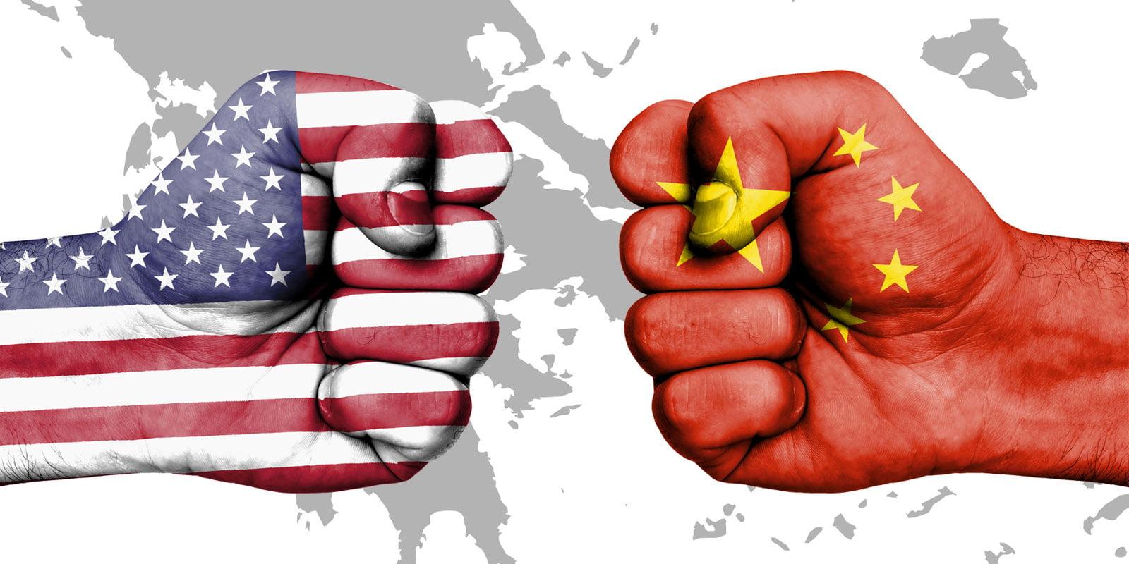 Ο σινοαμερικανικός ανταγωνισμός επί ελληνικού εδάφους