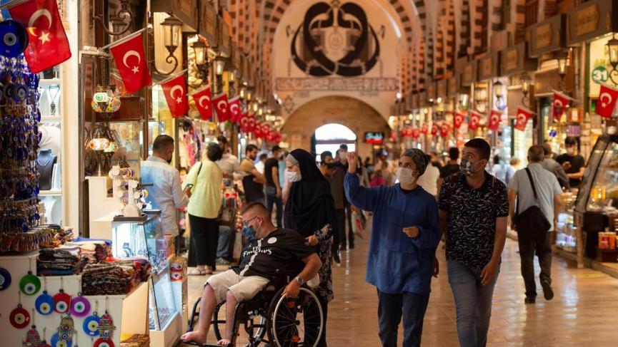 Ο οίκος Moody's υποβάθμισε την τουρκική οικονομία!