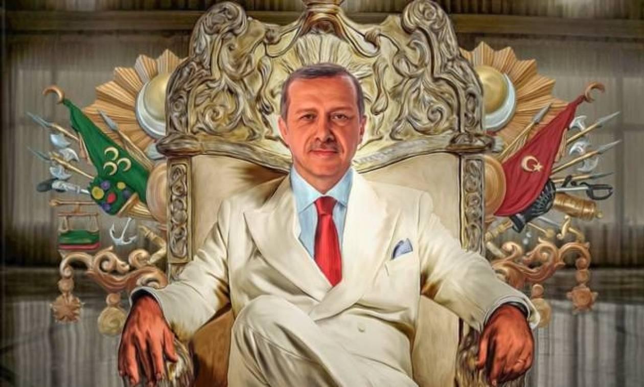 """Από το """"Χαίρε Ερντογάν"""", στο """"Εξουδετερώστε τον Νεότουρκο Μουσολίνι""""!!!.."""