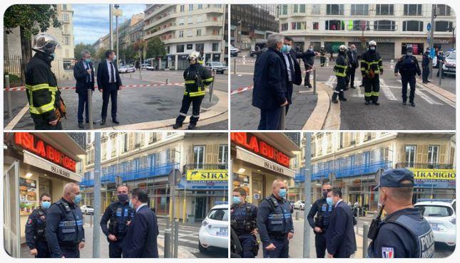 Συναγερμός στη Γαλλία: Επίθεση με μαχαίρι κοντά σε εκκλησία στη Νίκαια, ένας νεκρός
