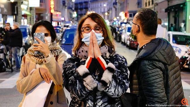 FAZ: Τρομοκρατία στη Νίκαια