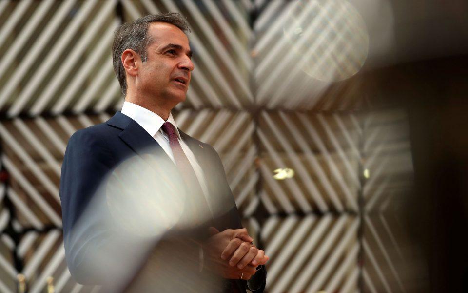 """Μητσοτάκης στη """"Le Figaro"""": Δεν αποκλείω συνάντηση με Ερντογάν – Να σταματήσουν οι προκλήσεις"""