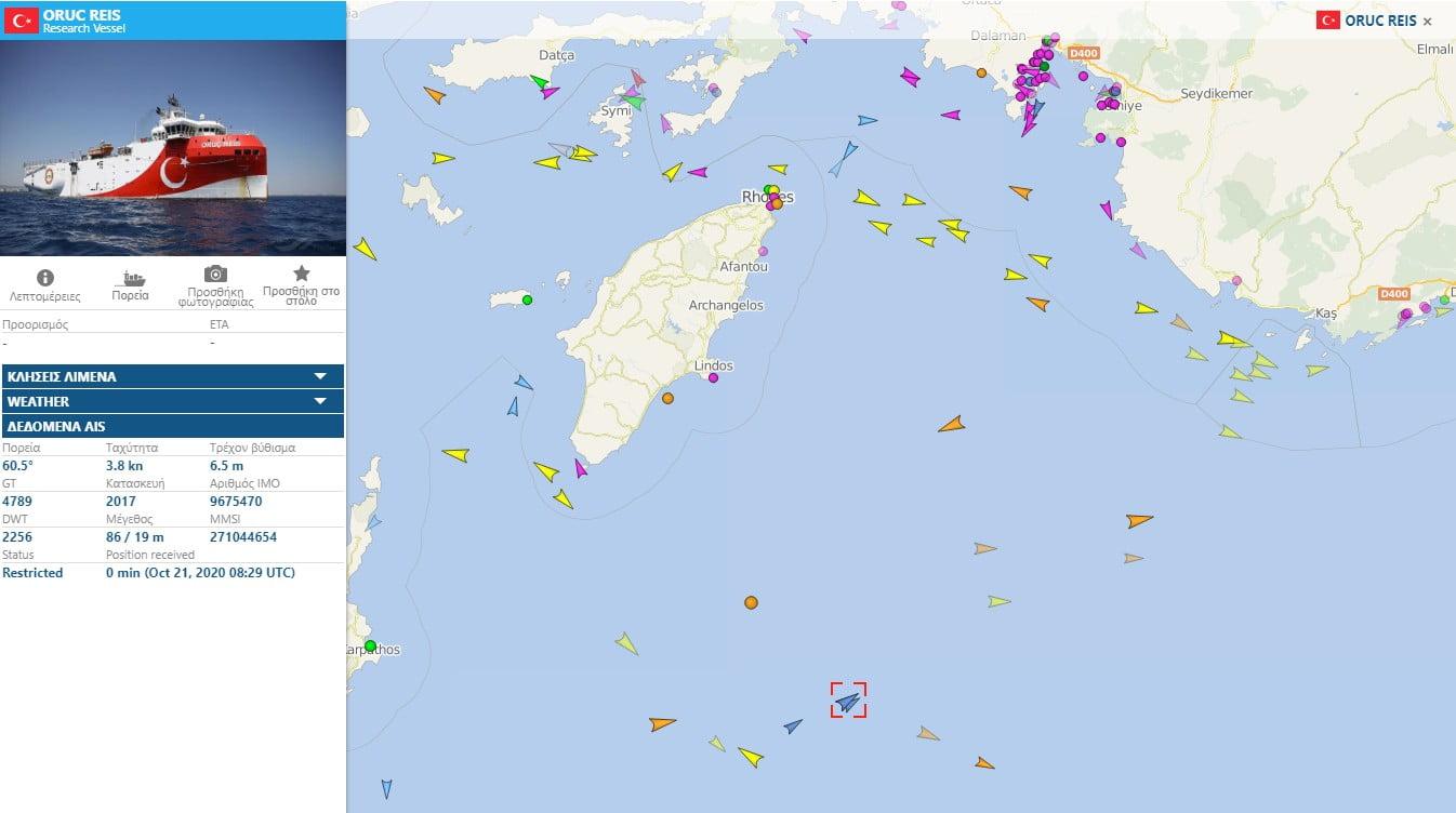 Ελληνοτουρκικά: Πώς το ελληνικό ναυτικό ξετρύπωσε τα τουρκικά υποβρύχια και έστησε «τείχος» στο Oruc Reis