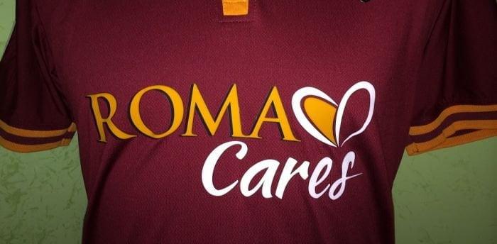 Η Roma έστειλε δώρα σε Αρμένιους οπαδούς που επλήγησαν από τον πόλεμο
